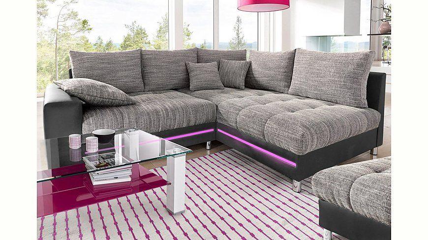 Quelle Sofa polsterecke wahlweise mit bettfunktion energieeffizienz a jetzt