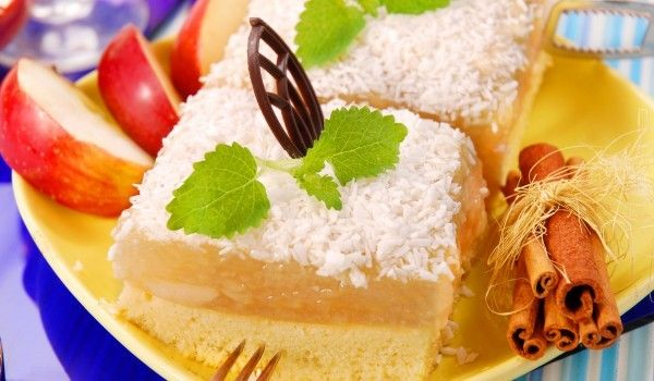 Click here to see the full recipe. Learn how to prepare Quick Cake with Peaches