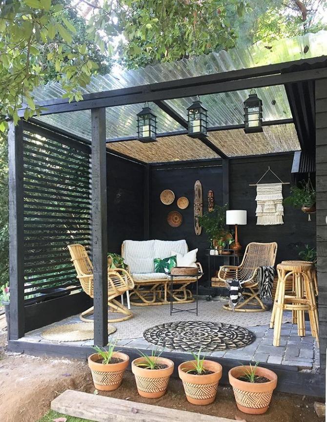 33 Diy Garden Room Outdoor Backyard Patio Decor Ideas On A Budget