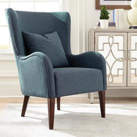 Scott Living Accents Casual Blue Accent Chair 903370 In 2020