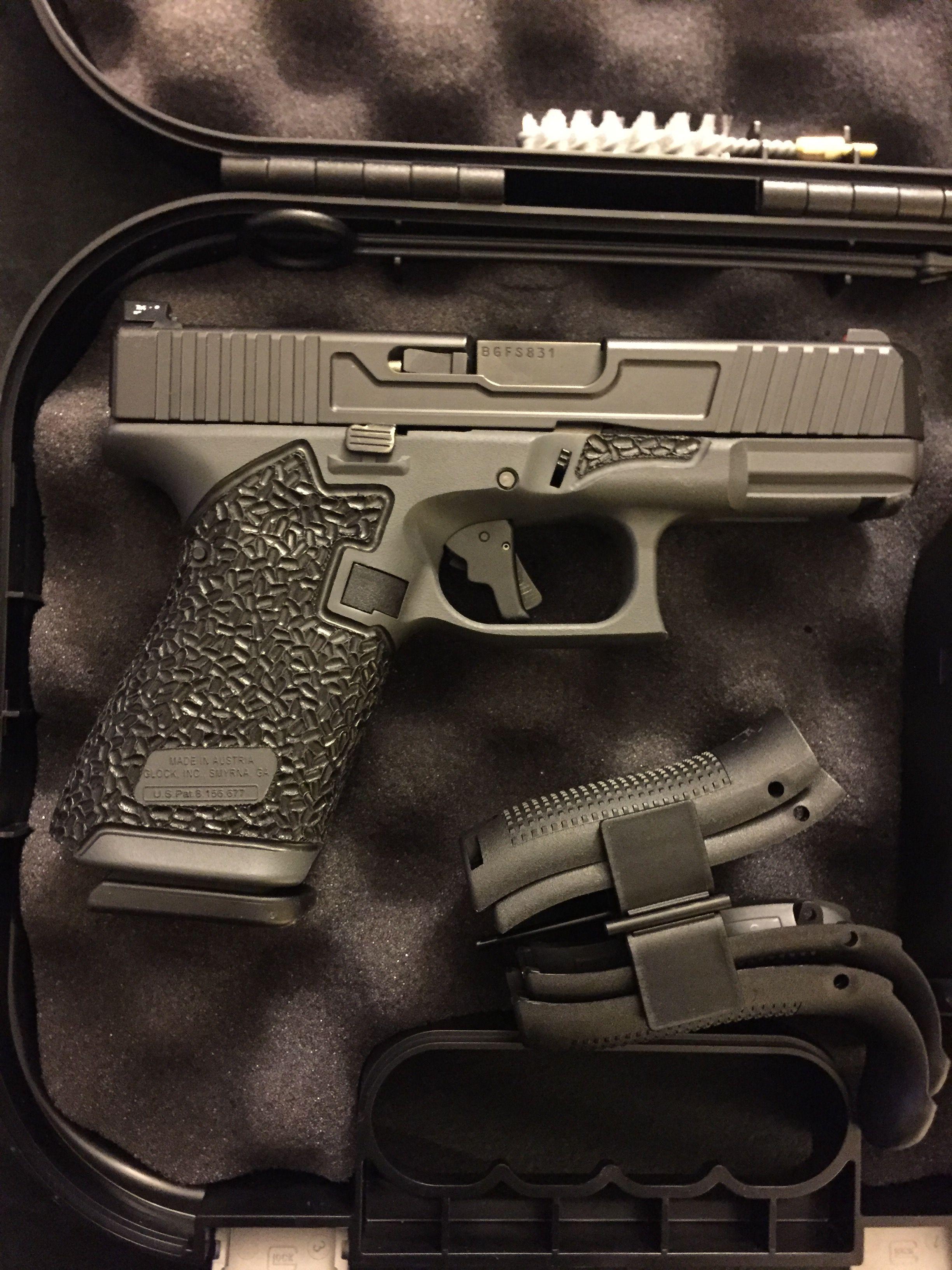 Danger Close Armament Glock 19 Gen5 | 2A | Hand guns