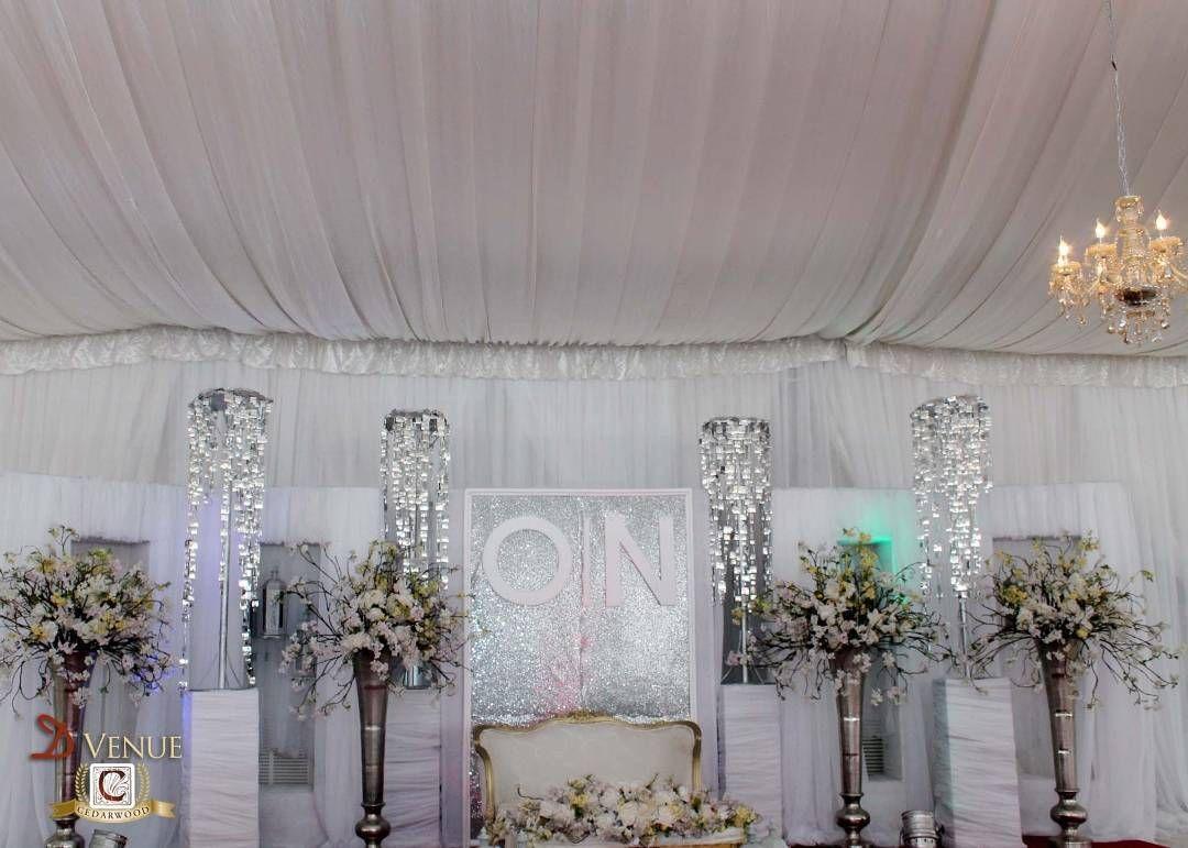 @dvenuebycedarwoodevents provides luxury marquees for weddings! #abujavendor #swpvendor #marquees #weddings
