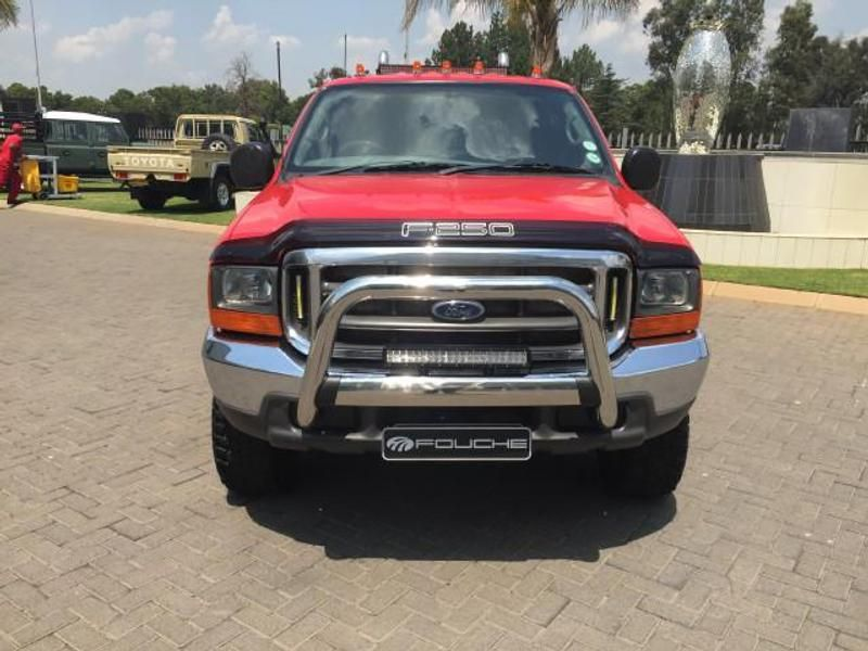 Used Ford F Series F250 4 2l Xlt Double Cab Turbo Diesel 4x4 For