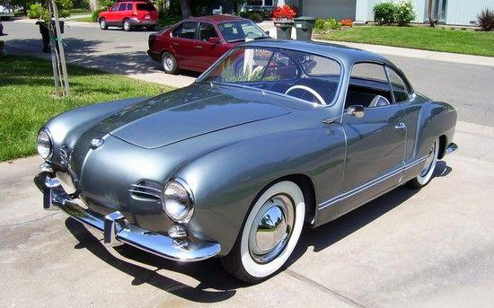 la romantique vw karmann ghia typ14 | vintage cars | pinterest