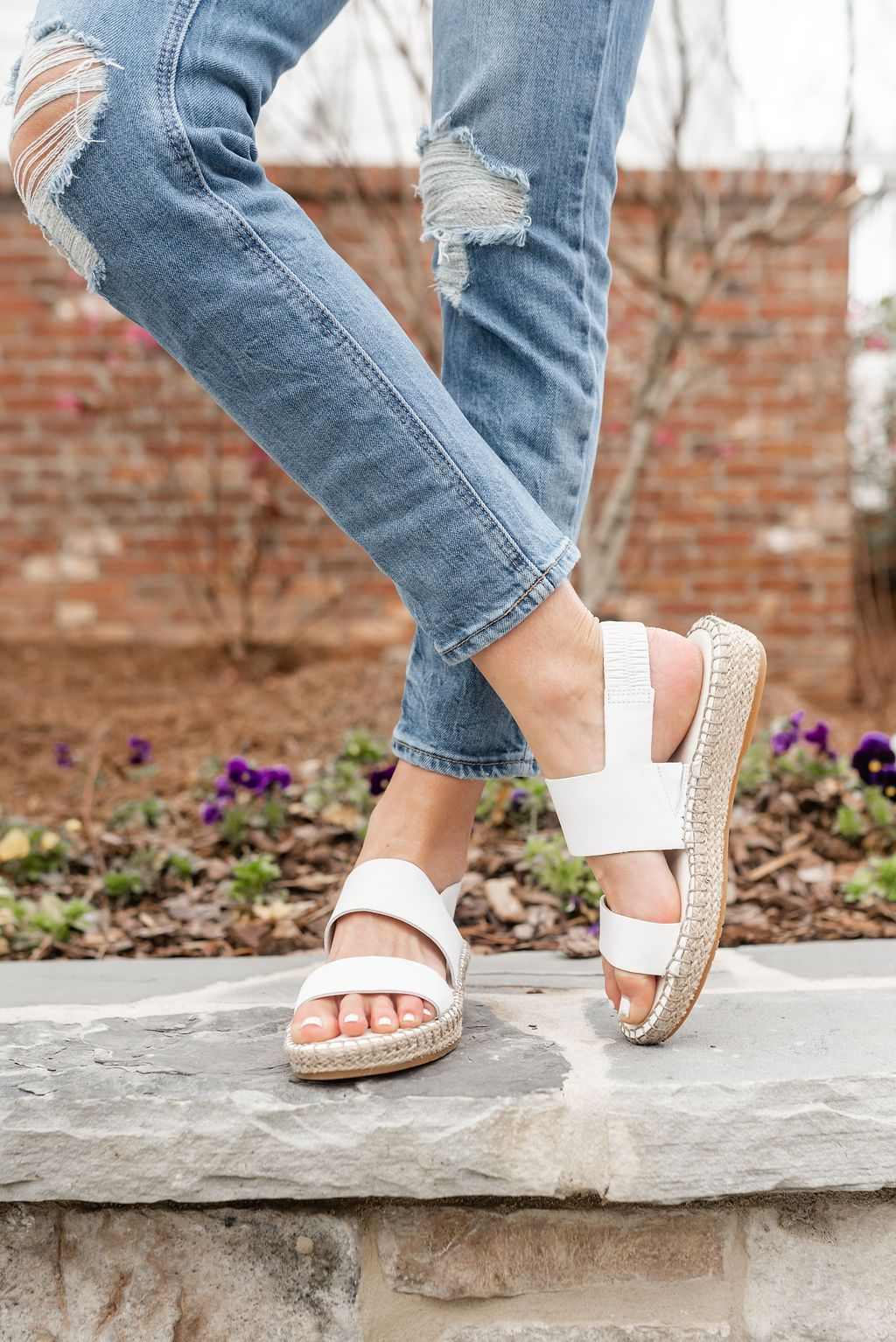 92e9a72505a Cloudfeel Espadrilles by Cole Haan + Life Update | Spring Style ...