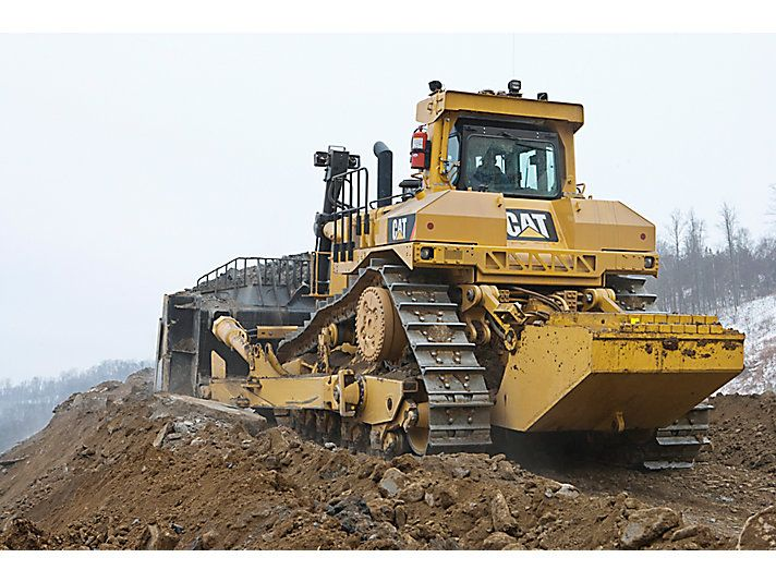 Cat | D11T/D11T CD Track-Type Tractor | Caterpillar