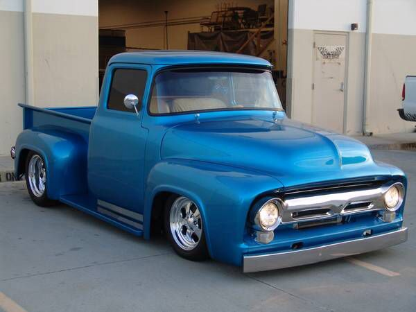 1956 Ford F100. ....Like going fast? Call or click: 1-877-INFRACTION.com (877-463-7228) for local lawyers aggressively defending Traffic Tickets, DUIs and Suspended Licenses throughout Florida