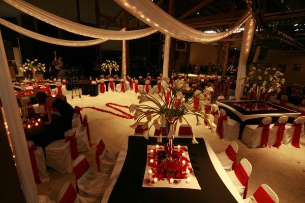 Schone Dekoideen Fur Extravagante Hochzeitsdekoration Extravagante