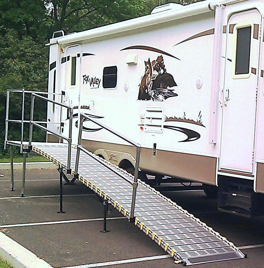 5th Wheel Awning Camper Pull Cane for RV Motorhome Trailer