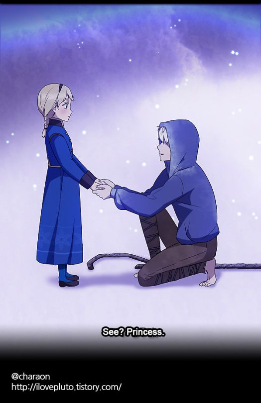 Jelsa comic: Trust: part 4