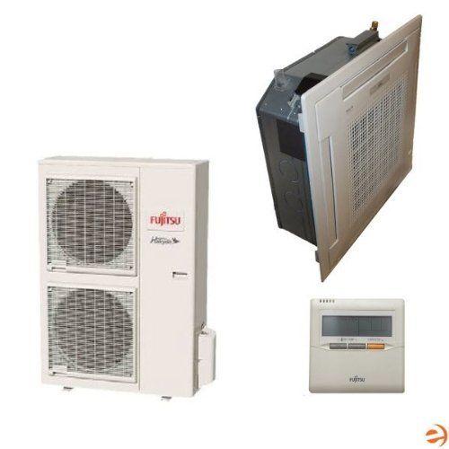 42rclx Halcyon Ceiling Cassette Heat Pump Ac Mini Split 15