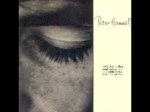 Peter Hammill - Beside The One You Love - YouTube
