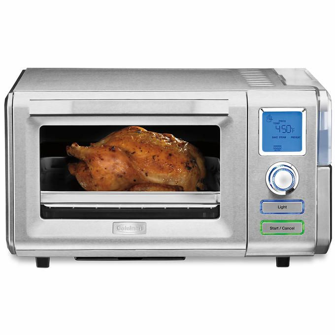 Cuisinart Combo Steam And Convection Oven Steam Oven Toaster