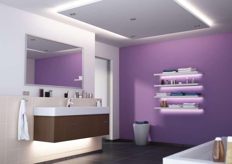 Badezimmer Deckenleuchten & Badbeleuchtung für die Decke