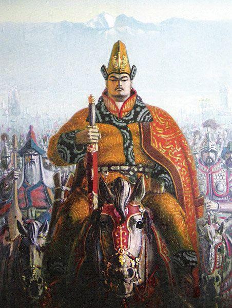 8-9 世纪的回鹘人物图_回鹘吧_百度贴吧