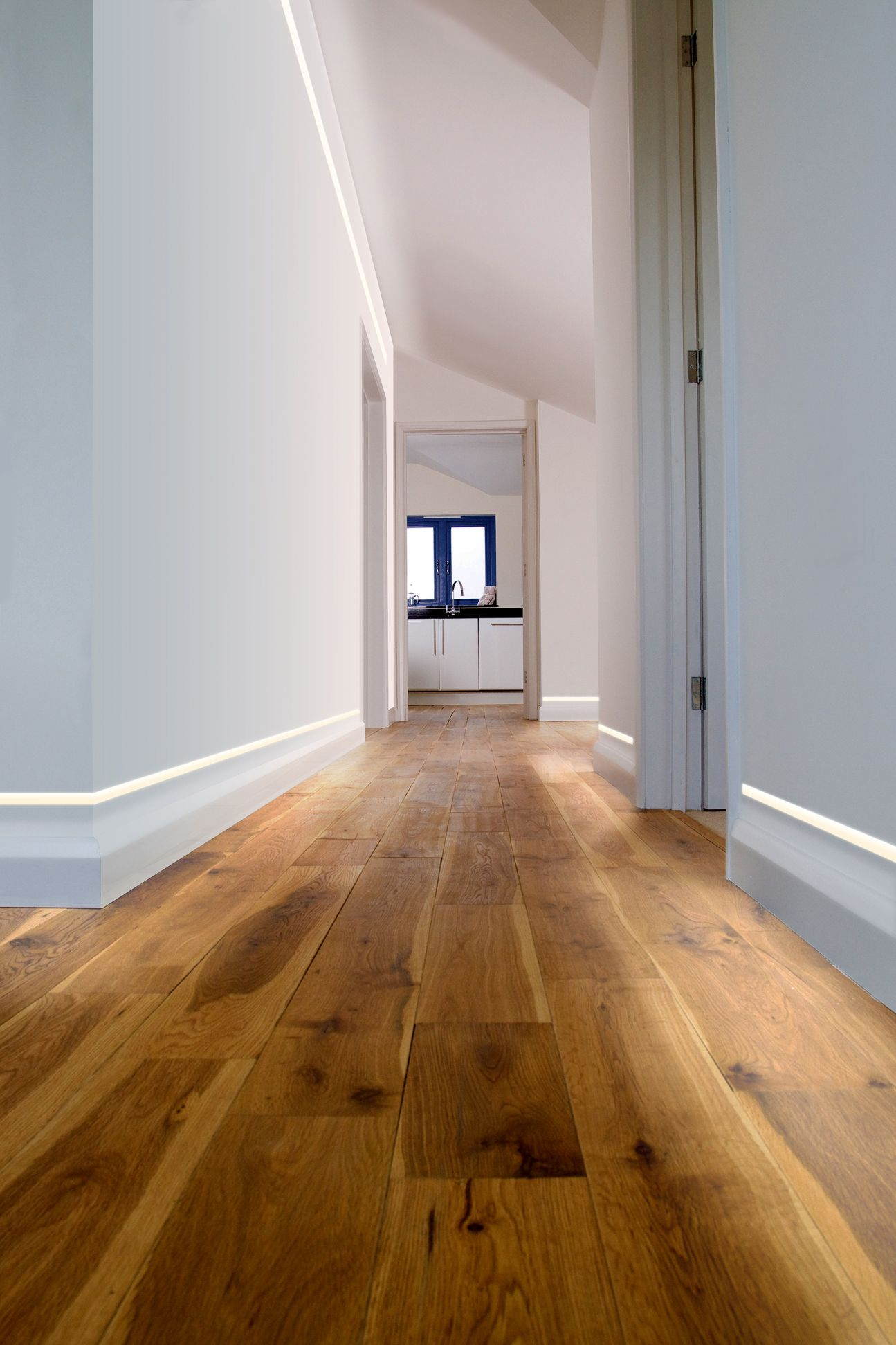 Seamless lighting solution for hallways and entryways | clean and contemporary look | Reveal - by & Seamless lighting solution for hallways and entryways | clean and ... azcodes.com