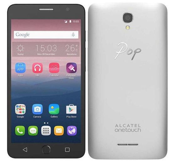 Download Alcatel One Touch Pop Star 4G 5070D Stock ROM