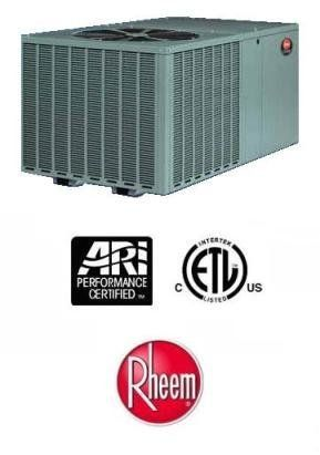 4 Ton 16 Seer Rheem Package Heat Pump Rqrma048jk000 By Rheem