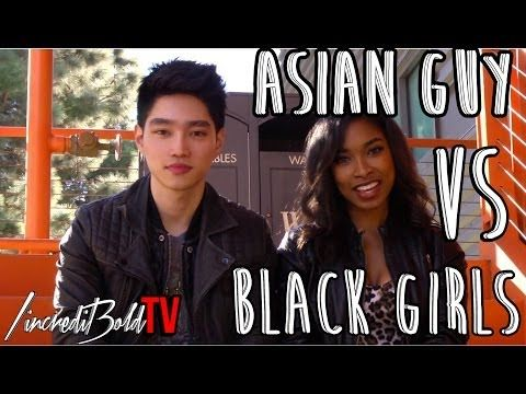 Black Girl Dating A Korean Guy