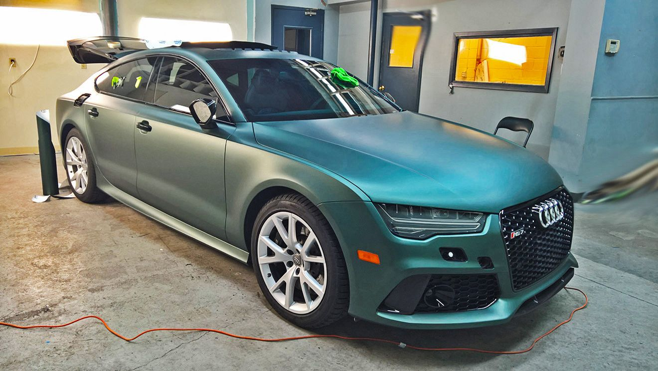 Colour car metallic - Concept Wraps Is Your Source Of Vehicle Colour Customisation