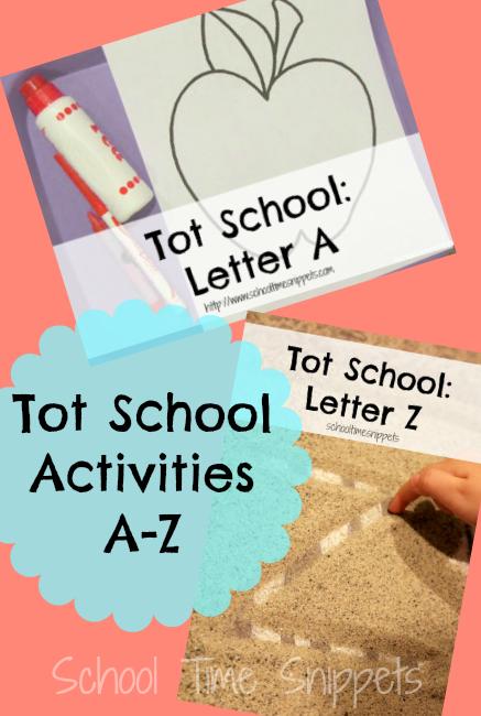 Photo of Tot School