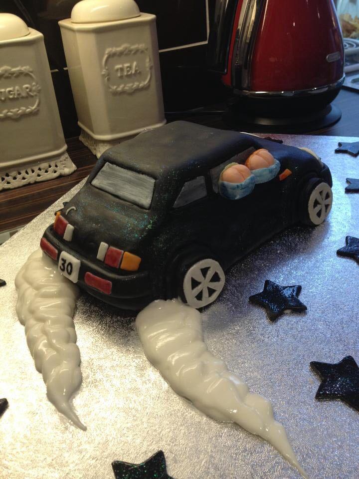 Drift Car Cake Drift cars, Car cake, Best small cars