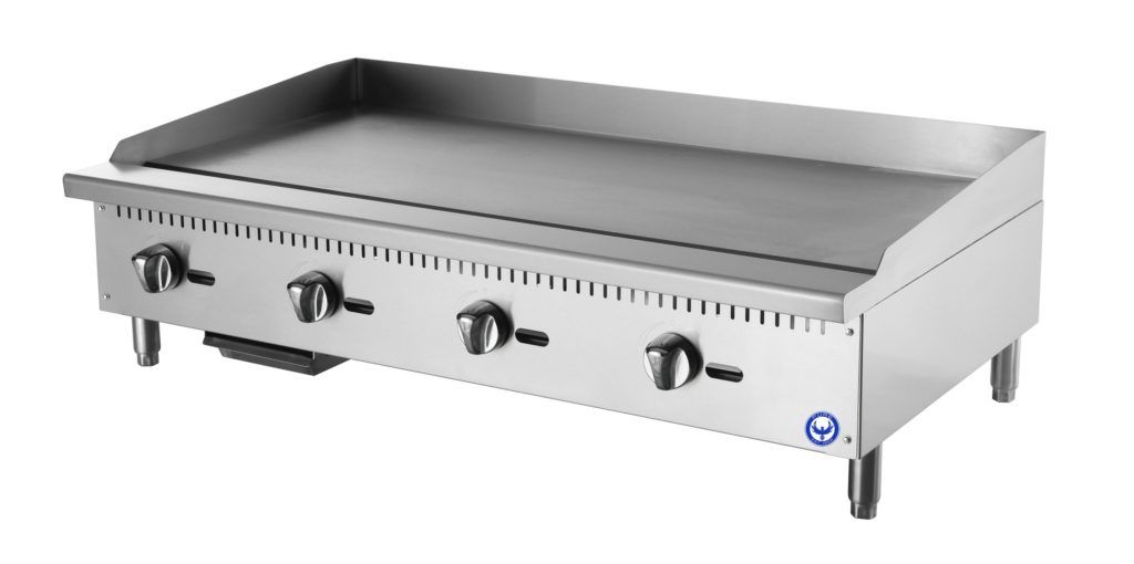 Purefg 48ng 48 Gas Griddle Commercial Restaurant Grill Propane