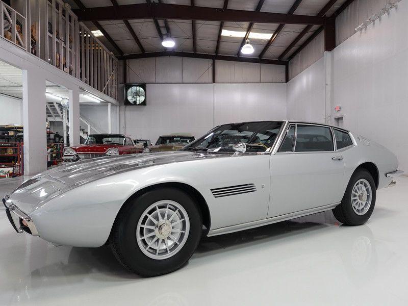 1967 Maserati Ghibli Coupe | Concours Level restoration | Concours ...
