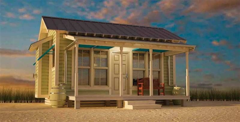 Small modular cottages cottages cabins check out the for Prefab beach cottage
