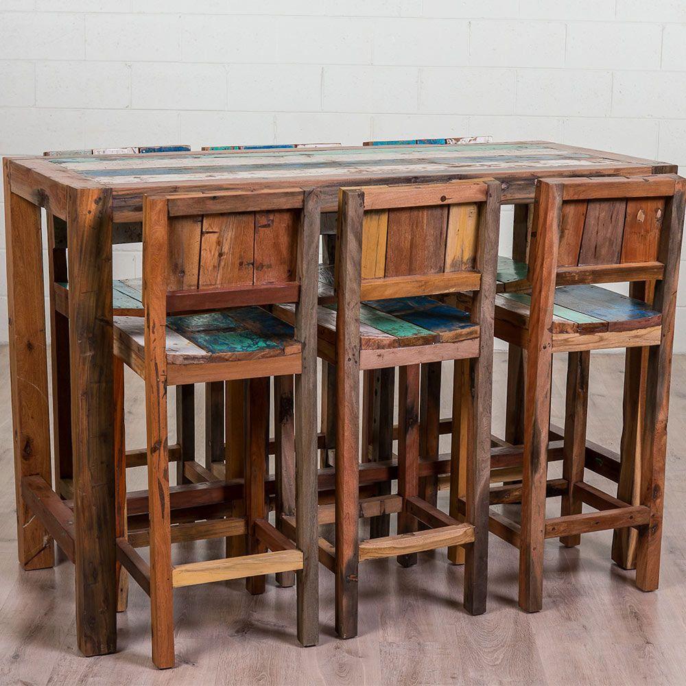 Hohe Bartische Und Hocker Bar Table Home Decor Decor