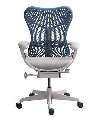 My back and I want this chair... or one like it that costs a few hundred less...