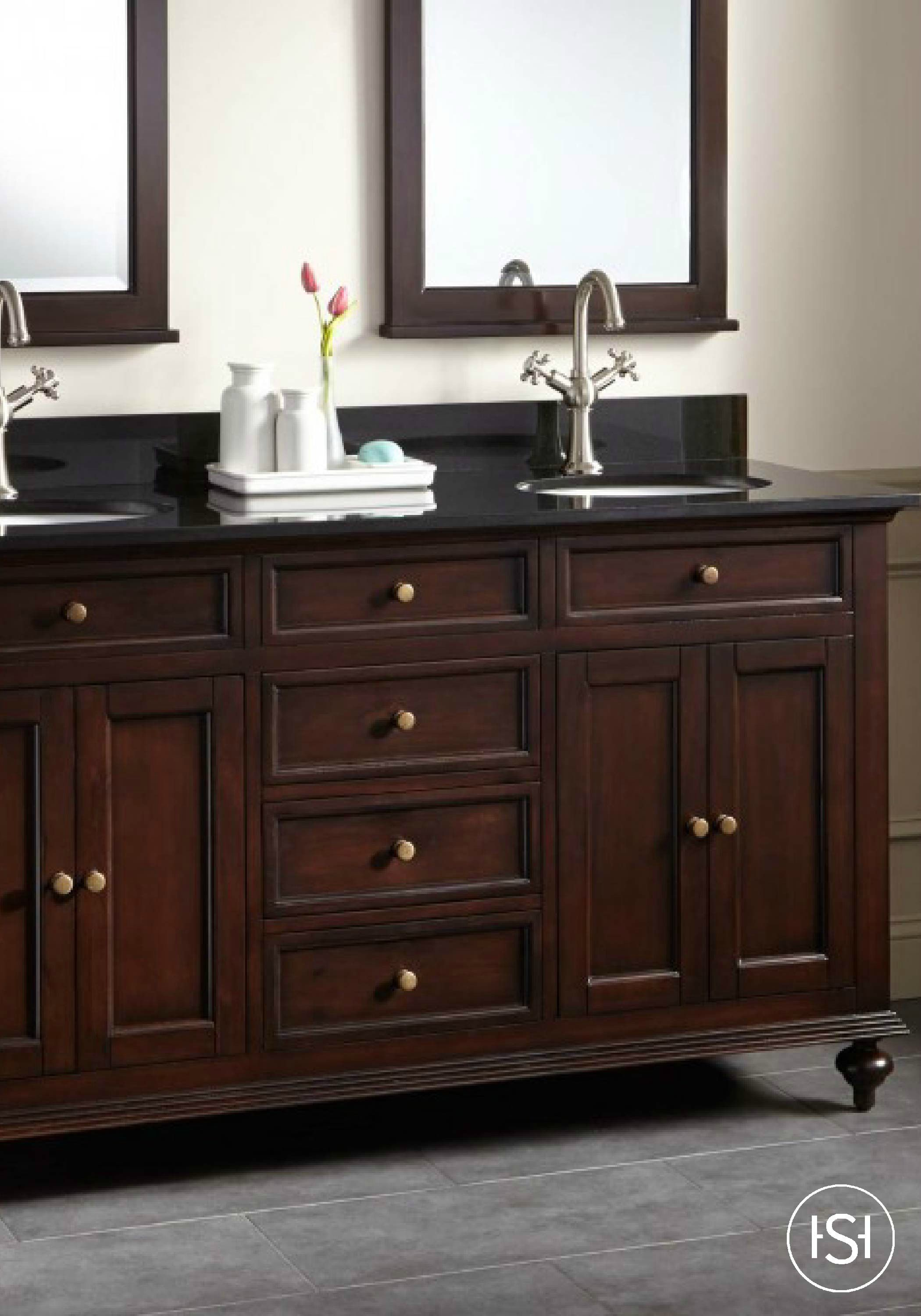 luxury picture double high sink marvelous of vanities inch on end within vanity bathroom