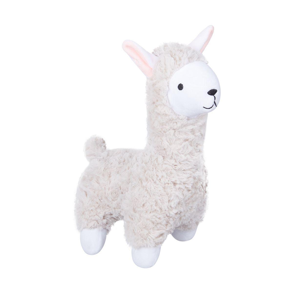 Dog Toy Plush Llama Dog toys, Plush dog toys, Pet toys