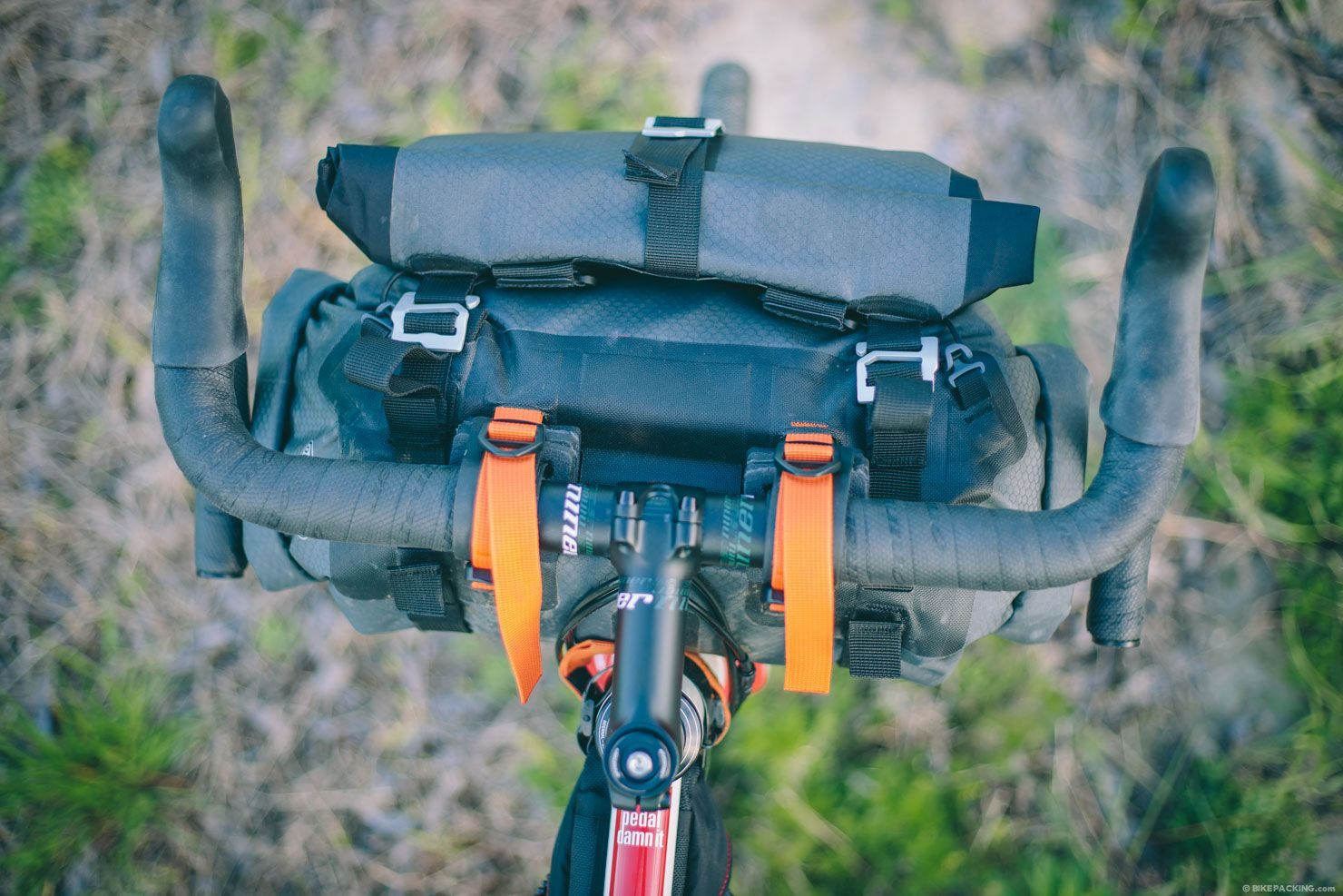 Ortlieb Handlebar Pack Review Bikepacking Bags Bicycle