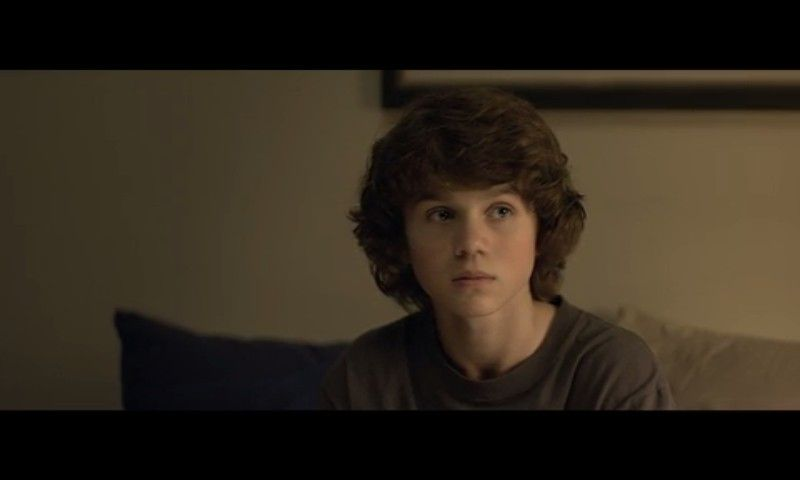 Young Sam Flynn In Tron Legacy Played By Owen Best