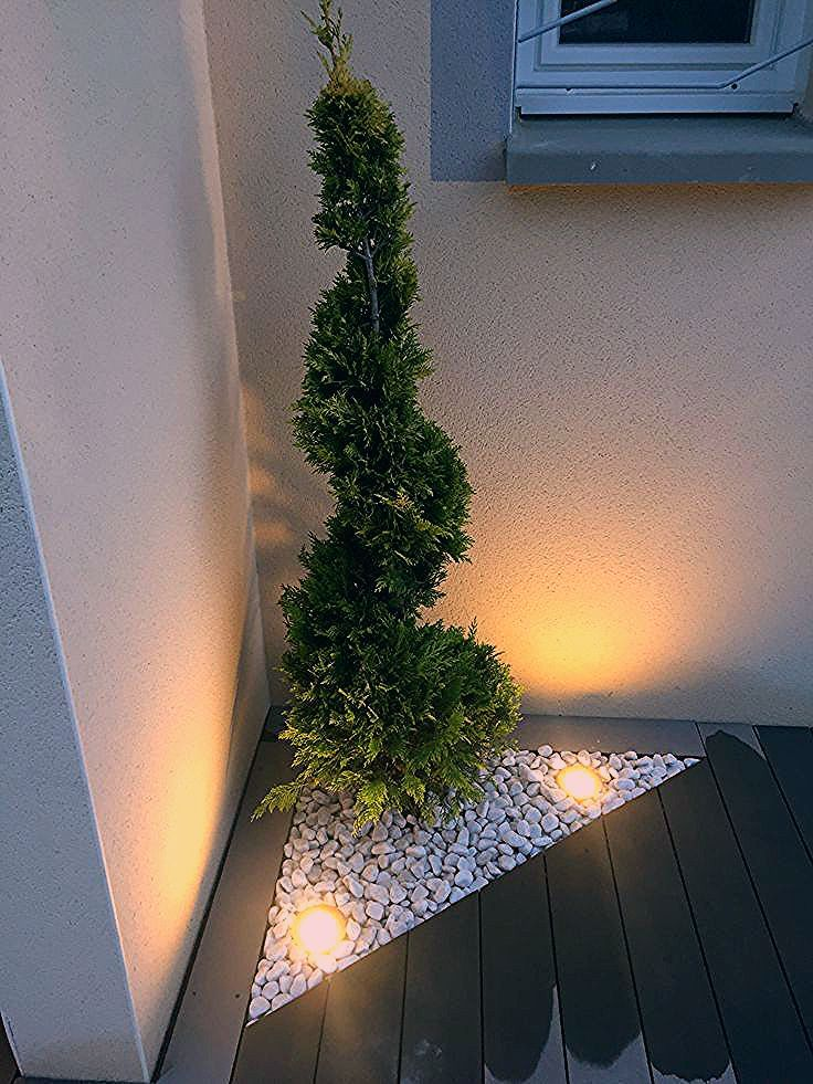 Photo of 30 DIY-Ideen für Beleuchtung in der Nachtlandschaft mit Außenleuchten – Brandi Romero – My Blog