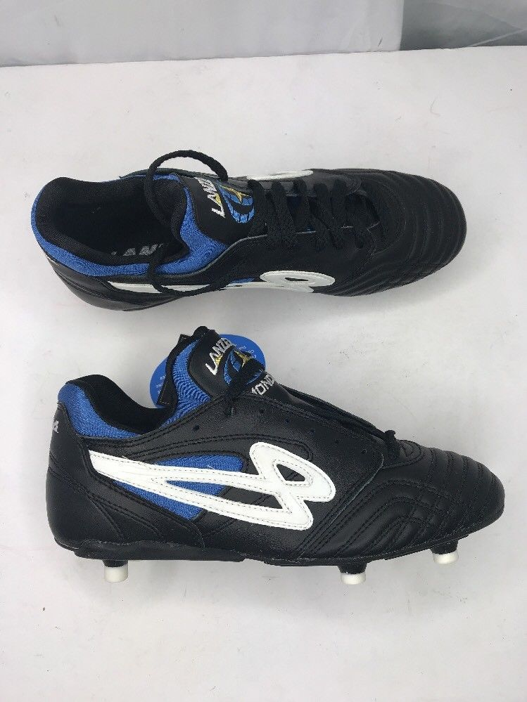 lanzera mens soccer cleat size 6 screw in style america 94