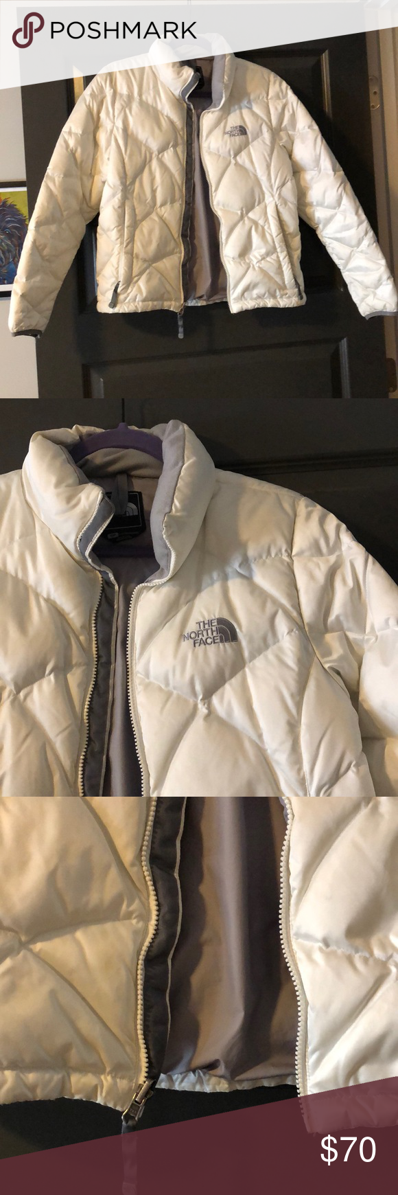 North Face Off White Down Puffer Coat Down Puffer Coat Puffer Coat North Face Jacket [ 1740 x 580 Pixel ]