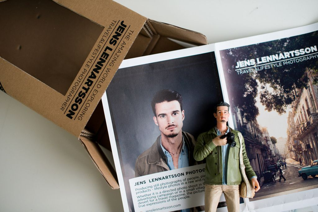 GIJENS: Epopeya auto-promoción de Jens Lennartsson