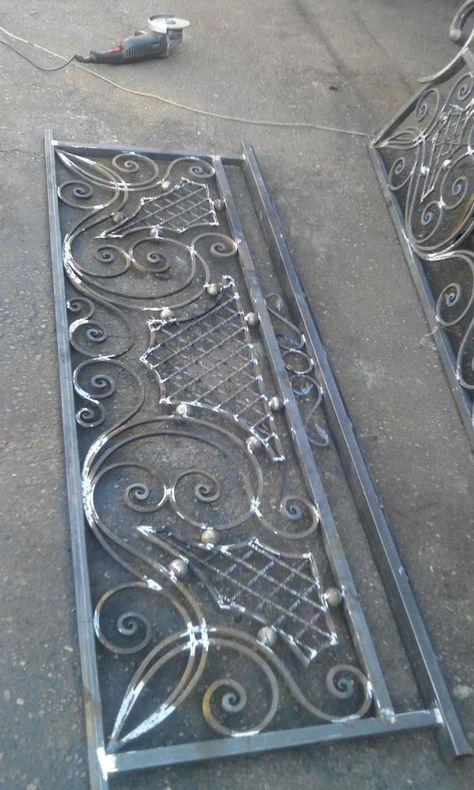 Fotografiya Wrought Iron Design Iron Gate Design Metal Doors Design