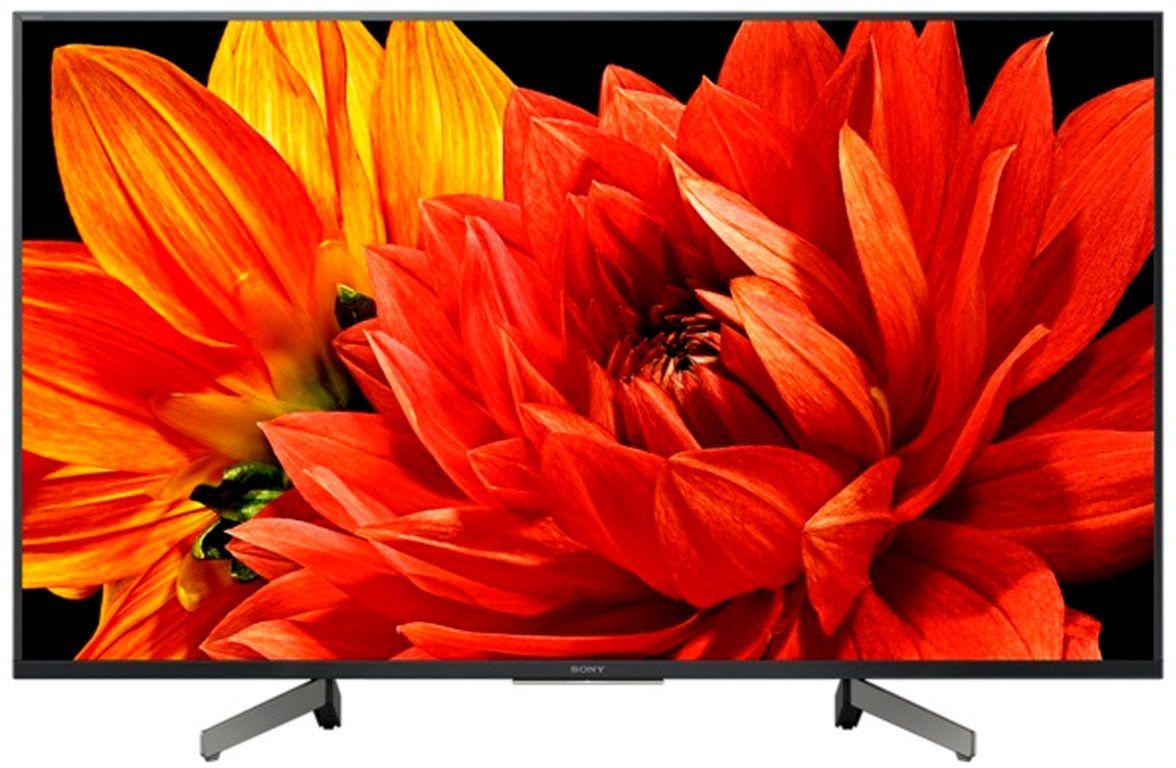 Tv Led 43 Sony Kd43xg8396b 4k Uhd Hdr Android Tv En 2020 Sony Led Televisor