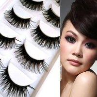 Type: False Eyelash Set Style: Fashion Material: Synthetic Fibers Eyelash Infarction Material: Pl