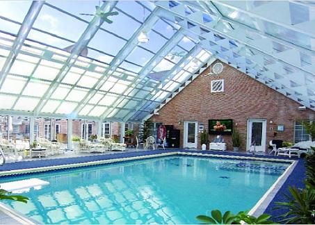 Charmant Retractable Roofs For Your Home? Rooftop PoolOutdoor PoolIndoor ...