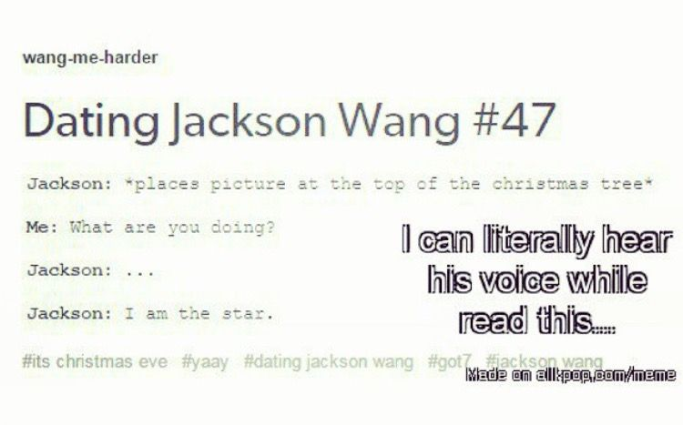 dating-jackson-would-include
