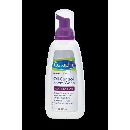 Cetaphil Dermacontrol Oil Control Foam Wash 8 0 Fl Oz