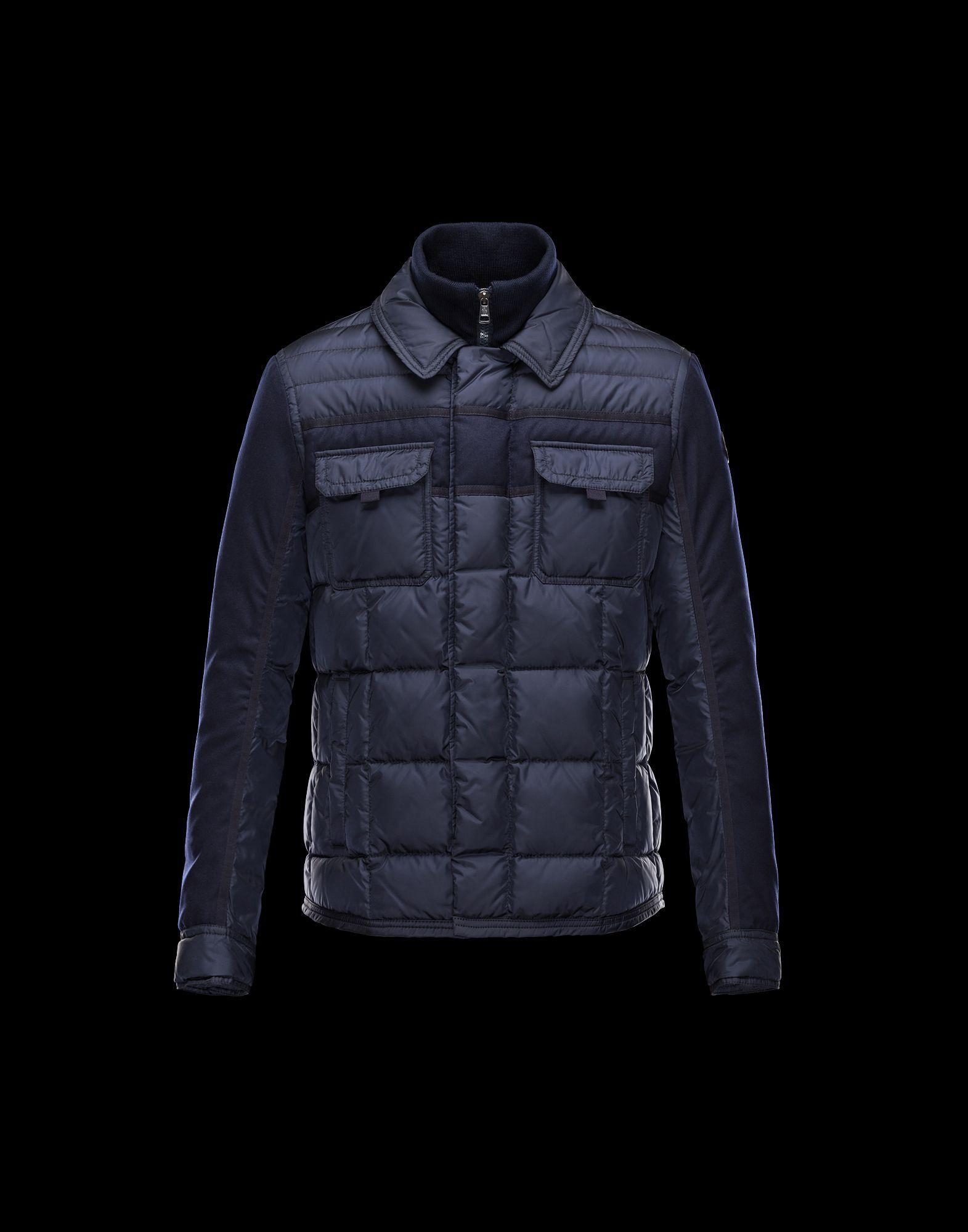 0b5d80f33718 Jacket Men - Outerwear Men on Moncler Online Store
