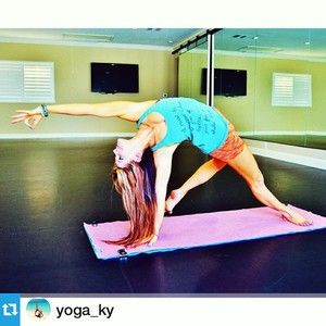 Repost From Yoga Ky Most Things I Worry About Never Happen Anyway Tom Petty Why Spend Time Worrying Worry Less Lo Hot Yoga Towel Prints Hot Yoga