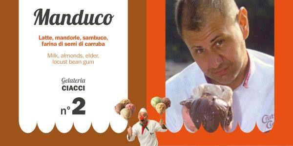 Gelato Festival Torino - giugno 2015: gusto in gara Manduco!