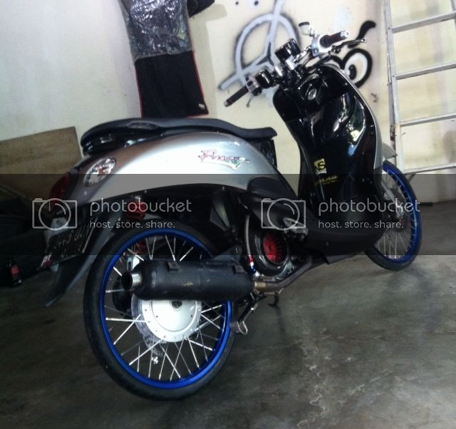 Modifikasi Xeon Rc Thailook Blog Gambar Modifikasi Motor Honda Motor