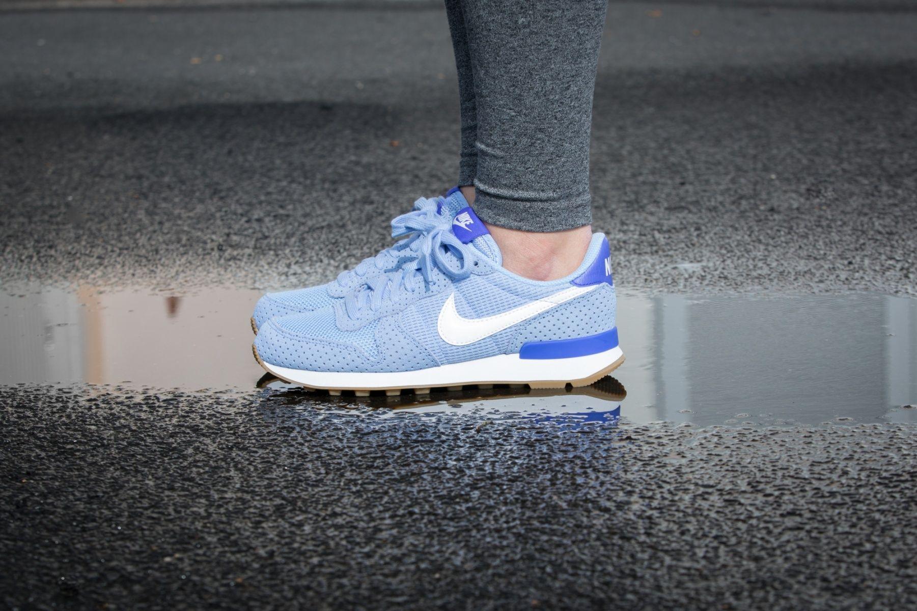 Nike WMNS Internationalist (blau) 828407 001 | 43einhalb